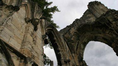 Англия – руины аббатств