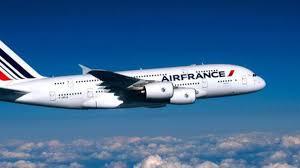 Пассажиры Air France - выносите мусор