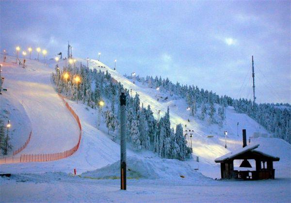 Рождество на горных курортах