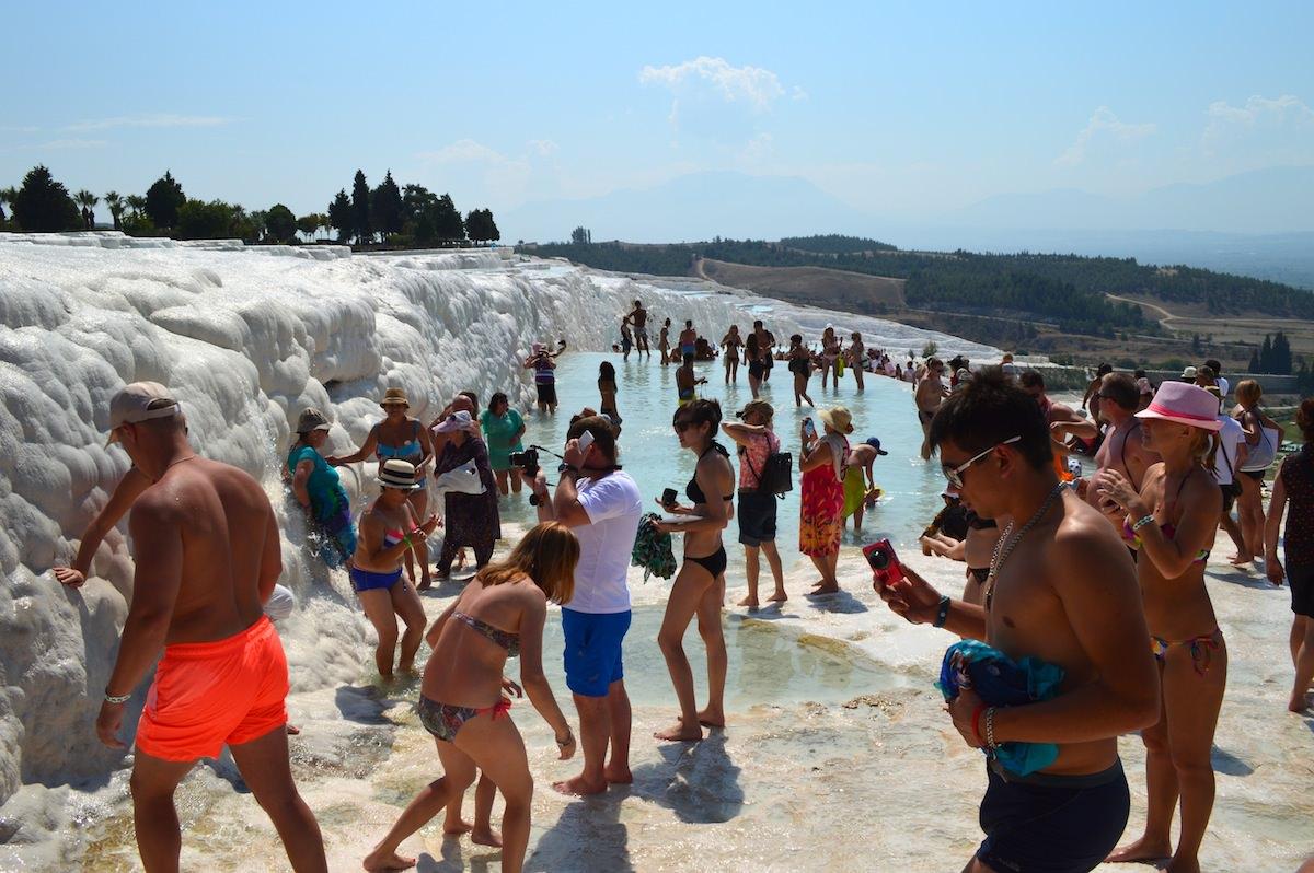 В Турции Русские туристы не в почете