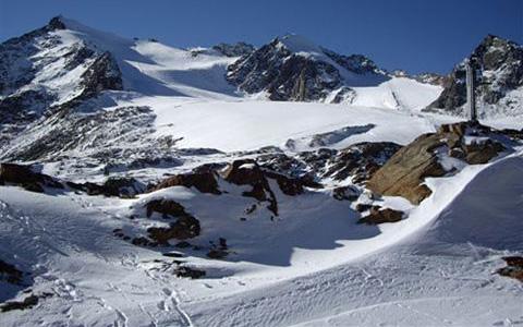 Горнолыжный сезон в Питцале