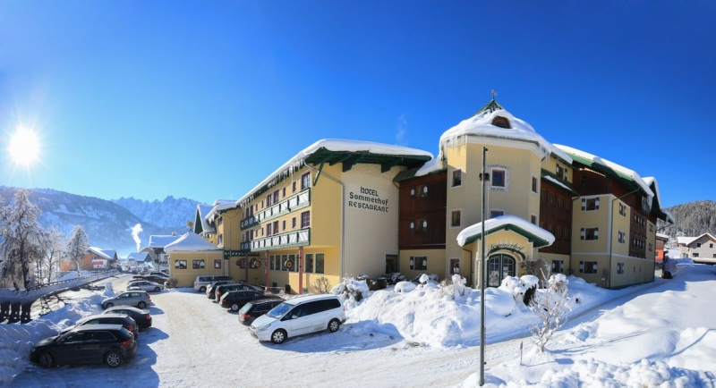 Отель Sporthotel Gosau