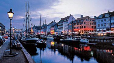 Копенгаген - скандинавская сказка