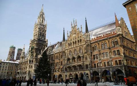 Мюнхен – пивная столица мира