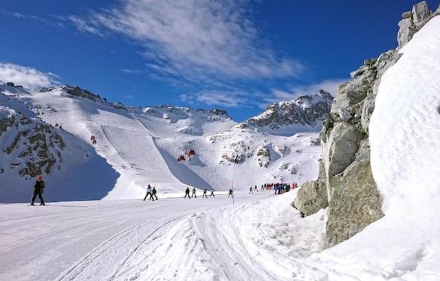 Мир снега Ponte Di Legno-Tonale