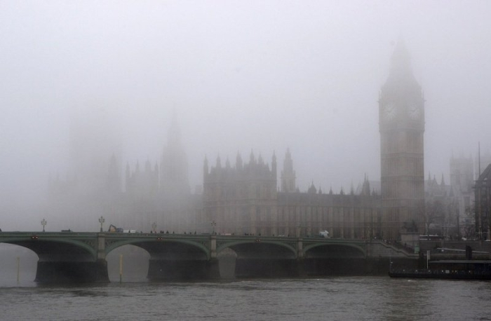 Климат Великобритании