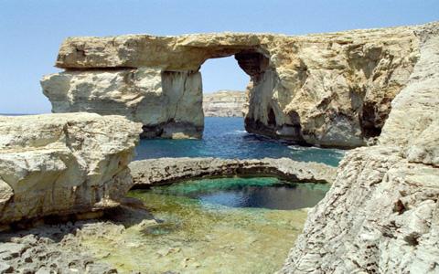 Эта миниатюрная Мальта