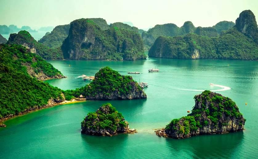 5 причин посетить Вьетнам