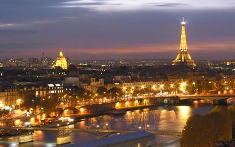 Франция - достопримечательности Парижа