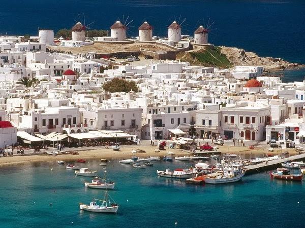 Греция - родина богов и героев