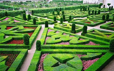 Цветущие сады Франции