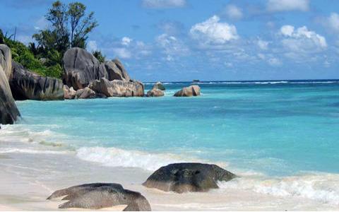 Сейшелы - острова любви