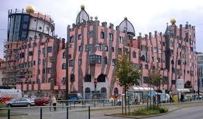 Венский дом Хундертвассера