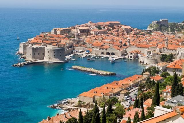 Далматинское побережье Хорватии