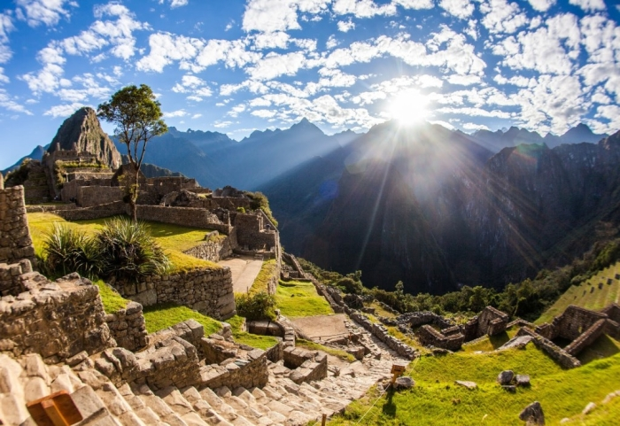 Тропа Инков в Перу