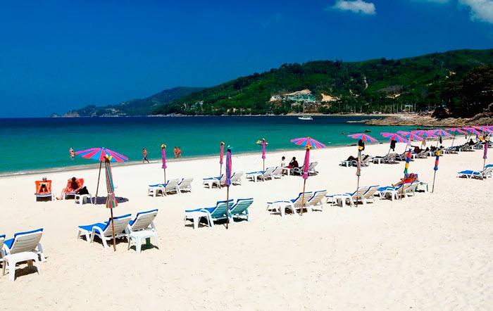 Где пляжный отдых лучше