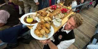Кушаем в Мюнхене