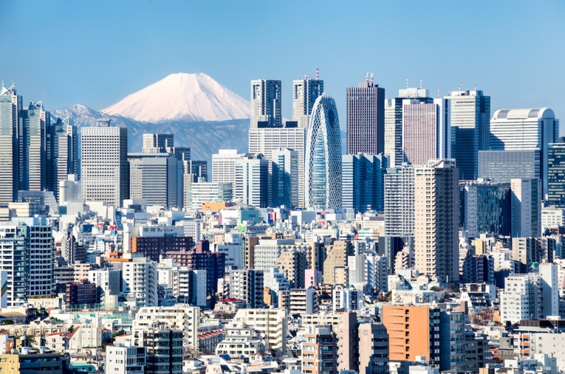 24 часа в Токио